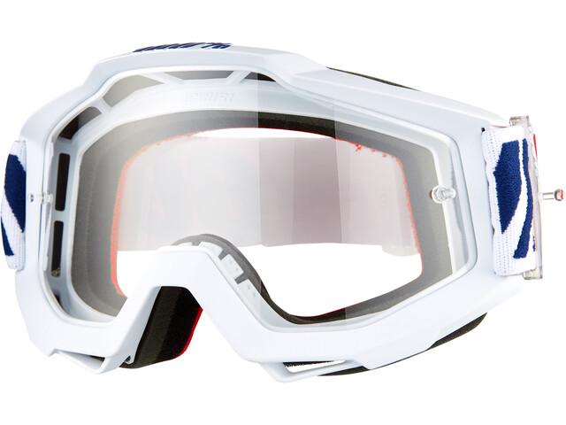 100% Accuri Anti Fog Clear Goggles, af066